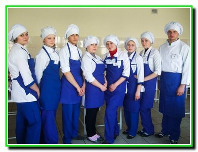 """ДНЗ """"Центр професійно-технічної освіти торгівлі та харчових технологій"""""""