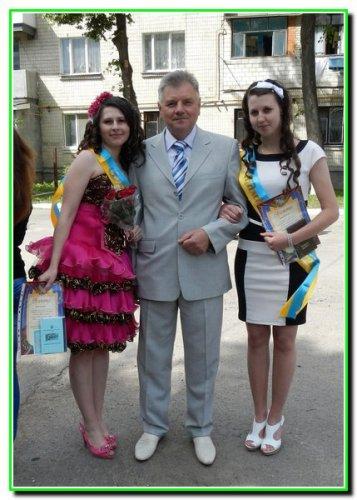 Шевчук Олеся Олексіївна - моя подруга.