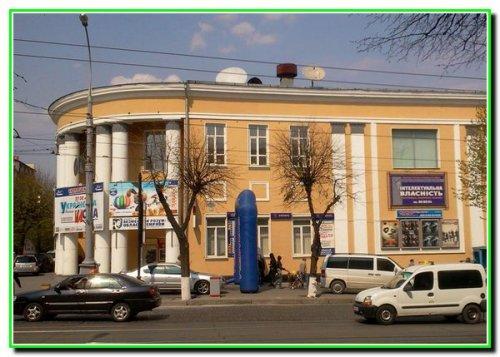 Кінотеатри Вінниці