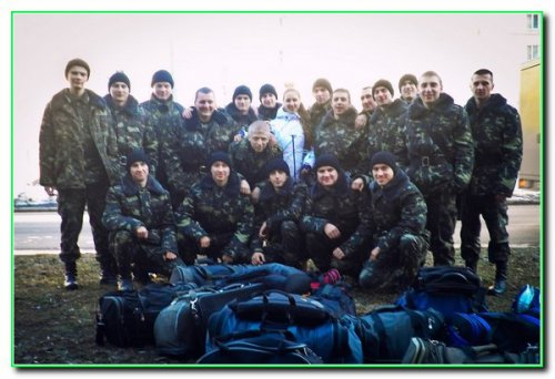 Мельник Олег - фотограф, майбутній військовий