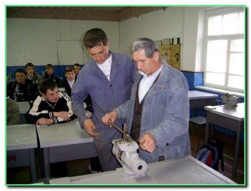 Теплицький професійний аграрний ліцей