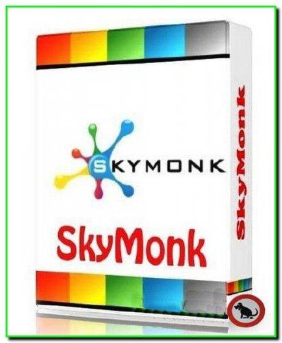 Skymonk - програма для скачування файлів
