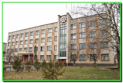 Барський професійний будівельний ліцей Вінницької області