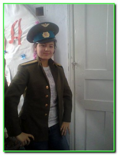 Чубій Тетяна Юлівна - дівчина з Клекотини