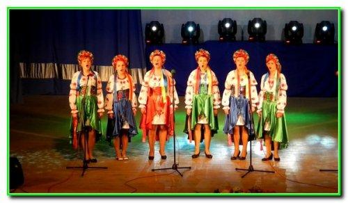 Гала-концерт «Подільські зорі» 1 частина.