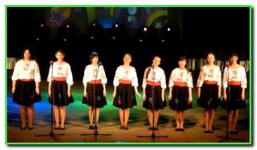 Гала-концерт «Подільські зорі» 2 частина.