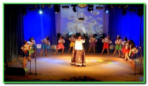 Гала-концерт «Подільські зорі» 3 частина.