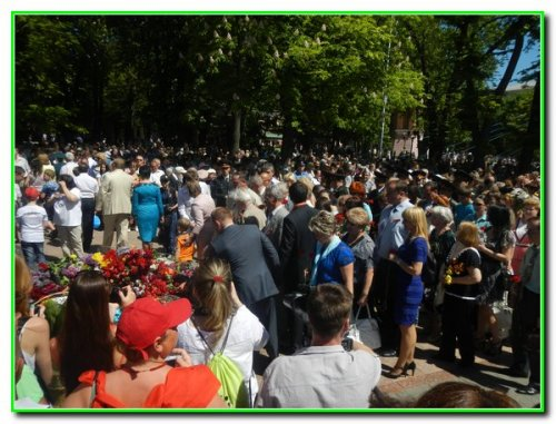 9 травня 2013 року-День Перемоги