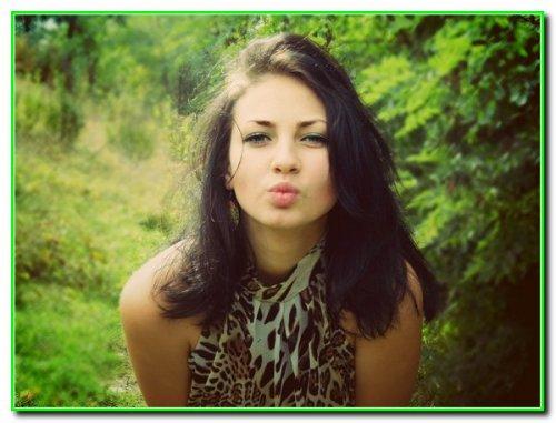Анастасія Паничук - просто красуня