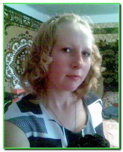 Таня Макаревич - починаюча поетеса