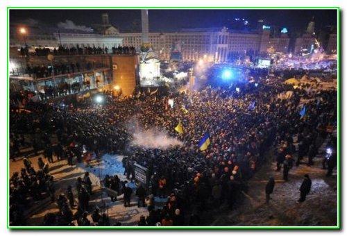 В Україні революція???