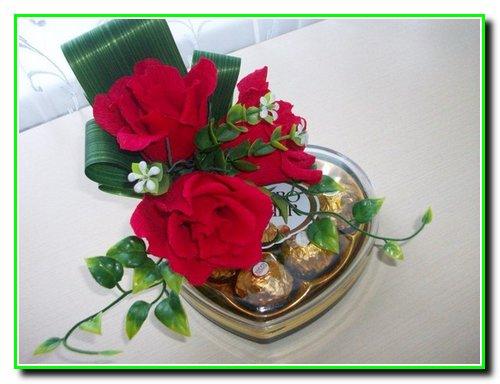 Віночки, спідниці-пачки, букети з цукерок - все для Вас!