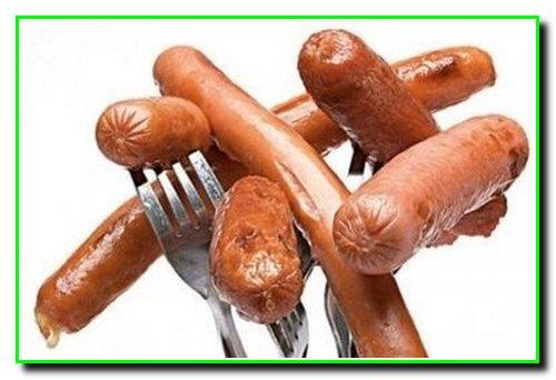 Як вибрати якісні сосиски та сардельки