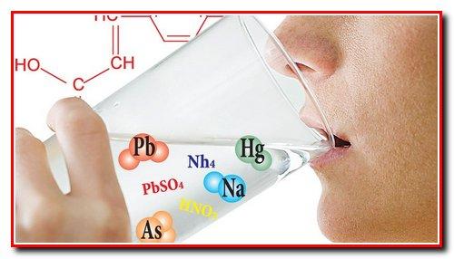 Брудна питна вода