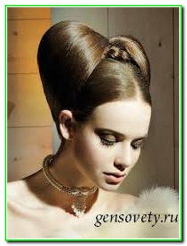 Модні зачіски