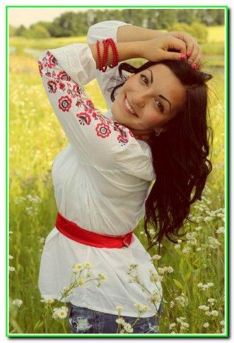 Анюточка Бурма: я щаслива!