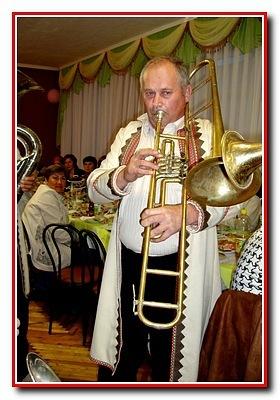 Духовий оркестр. Вінниця та область