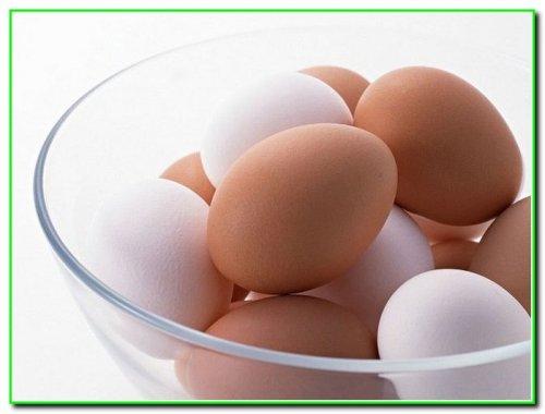 Яйця в нашому раціоні