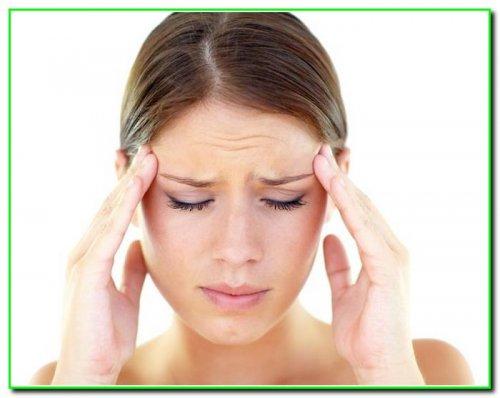 Народна медицина проти головної болі