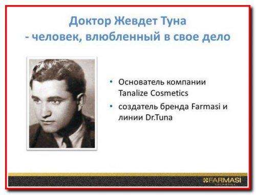 Турецька косметика Farmasi класу люкс