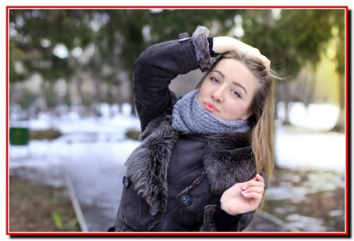 Павліченко Аліса: моє хобі - фотозйомка
