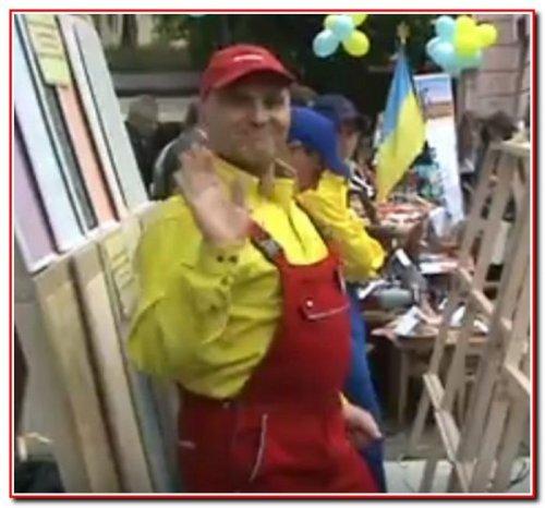 Ми - Українці, вріжем гопака