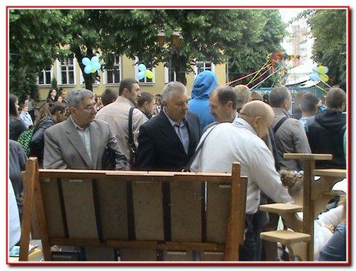Виставка технічної творчості ПТНЗ м.Вінниці