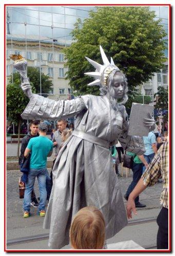 День Європи. Вінниця 2016