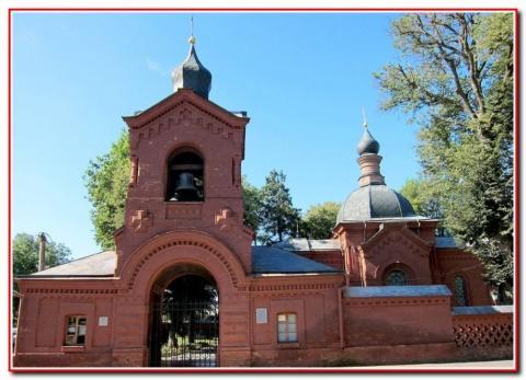 Дзвіниця на церкві М.І. Пирогова
