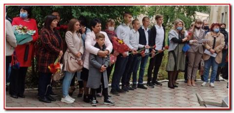 Відкриття меморіальної дошки Тадеушу Лаврентійовичу Тишковському