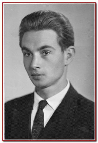 Молоді роки Тишковського