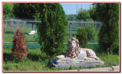 Ланшафт. Подільський зоопарк