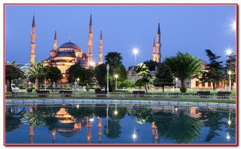 Відпустка в Турції