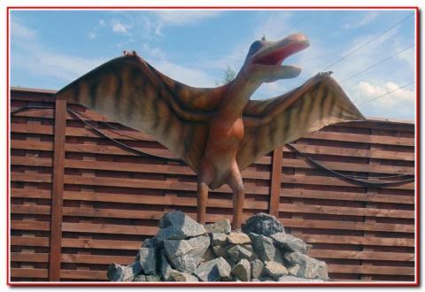 Вінницький динопарк Птерозавр