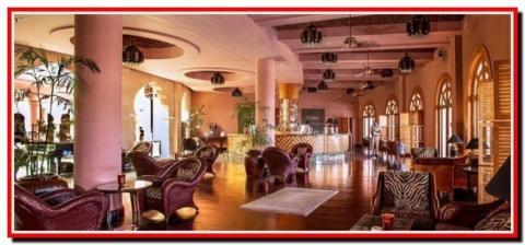 Єгипет. Ресторан